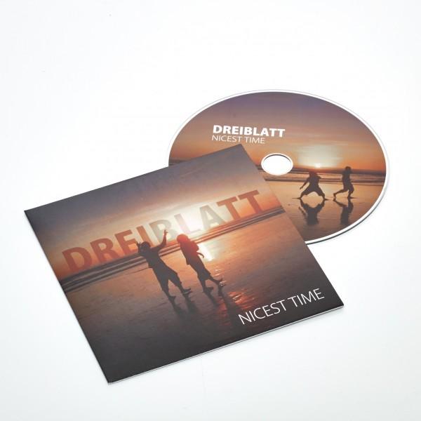 CD in Stecktasche